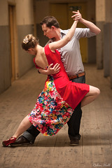 Floral Dance (Rob Hall (SquarePhotography.co.uk)) Tags: uk england floral dance birmingham corridor tango birminghamuk robinhall robhall argentinetango trilbyspats birchlight birchlightcouk