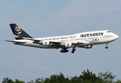 TF-AAK Air Atlanta Icelandic B744 (twomphotos) Tags: rock plane ed one iron force bruce jet hard 666 boeing maiden spotting jumbo dickinson dus b744 eddl speciallivery bestofspotting colorfullspecial