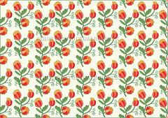 Flower seamless pattern (Gal'ko) Tags: pink summer wallpaper inspiration plant flower color cute green art texture nature floral beauty leaves fashion yellow illustration vintage garden print botanical design leaf swatch spring artwork colorful pretty pattern natural blossom feminine background decoration textile ornament fabric bloom backgrounds backdrop romantic curve arrangement soulful vector accent seamless repeat elegance