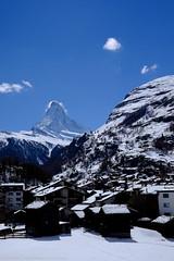 ZERMATT_Matterhorn in backlight (kiss of architecture - andras kiss) Tags: mountains alps schweiz switzerland zermatt matterhorn wallis photograpersontumblr