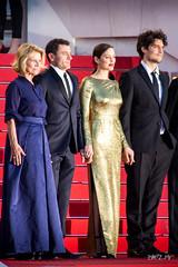 Cannes Film Festival : Mal de Pierres (spitfire063) Tags: film festival cannes monte marches cannesfilmfestival louisgarrel marioncotillard nicolegarcia monteedesmarches alexbrendemhl