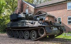 Scorpion CVR(T) (Jez B) Tags: army tank tracks scorpion vehicle british combat cvr alvis gunbarrel miitary reconnaissance cvrt