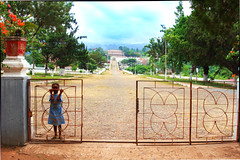 Plantation Girl (Fursa) Tags: africa portrait sao tome principe zoyanaskova