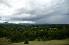 Incoming Storm (RadarRange) Tags: asheville vanderbilt biltmore