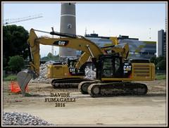 Caterpillar 336F LN (DaveFuma) Tags: caterpillar pelle excavator crawler raupen tracked bagger escavatore ketten ruspa 336f excavateur congolato