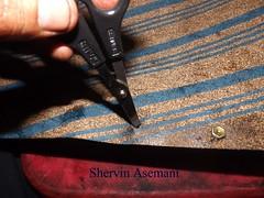 Mastermanship 4 by Shervin Asemani (110) (SheRviNRRR) Tags: cork oil pan gasket making shervin asemani