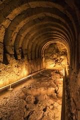 Underground room (Vojinovic_Marko) Tags: travel ancient nikon hellas historic greece archeology mythology  grka nekromanteion d7200  nekromantion