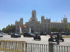 Plaza de Cibeles, Madrid (inigo.vanaman) Tags: madrid plaza espaa de spain cibeles palacio