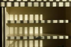 Ballard Bookcase (Blinking Charlie) Tags: bookcase furniture interior lightandshadow stripes checks sonydscrx100m3 seattle washingtonstate usa blinkingcharlie 2015