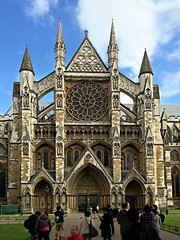 Westminster Abbey (ClickSnapShot) Tags: summer london tourism church abbey westminsterabbey architecture ancient landmark symmetry historical symmetrical iphone ilobsterit
