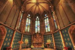St. Patrick's Cathedral (我的臉書粉絲 : LIU Photography 傳傳) Tags: travel church canon landscape photography catholic sydney australian australia melbourne brisbane chamber hdr 1635l 1dx