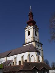 Stadtpfarrkirche zum Heiligen Jakobus, Leibnitz, Austria (Norbert Bnhidi) Tags: austria leibnitz church sterreich autriche ustria oostenrijk  ausztria styria steiermark estiria styrie stiria estria stiermarken  stjerorszg