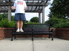 Bench Monday: Merica Edition (pikespice) Tags: headless america bench july4th 4thofjuly july4 decapitated hbm merica murica 10millionphotos benchmonday