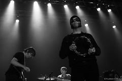 The Brian Jonestown Massacre (fgarcia_photos) Tags: white black paris photography concert massacre joel live brian jonestown anton gion vox tambourine trianon bjm newcombe