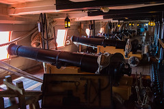 JUS_7470 (JusBrown) Tags: portsmouth historic dockyard mary rose maryrose hms warrior victory 2016