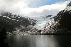 Svartisen (daniel.virella) Tags: lake ice norway clouds norge reflex north lagoon glacier svartisen glomfjord 66north engabreen svartisenglacier picmonkey vestresvartisenglacier