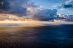 Rain (Marco.Alagna) Tags: ocean sky water rain clouds sunrise nuvola cielo acqua pioggia oceano