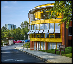 L1002941 (Max-Friedrich) Tags: gttingen niedersachsen gda wohnstift leica leicam9 summicron 50mm cityscape architektur gebude