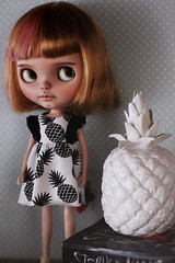 The little Pineapple.