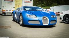 Bugatti Veyron Grand Sport (Patrick2703) Tags: bugatti veyron grand sport blue redbullring spielberg austria cars worldcars supercars hypercars