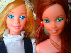 swedish and scottish vintage barbie dotw (cristiancitochile) Tags: swedish scottish vintage barbie dotw