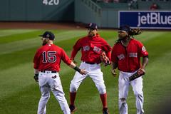 IMG_0225 (Kevin Wiles Photography) Tags: boston bostonredsox redsox fenway fenwaypark majorleaguebaseball baseball mlb dustinpedroia mookiebetts hanleyramirez