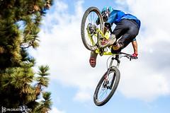 Kicks are for Trids (philbeckman56) Tags: california bigbear craftsandcranks downhill mountainbike mountainbikeracing whipoff