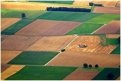 Patchwork de champs. (Frdric B) Tags: landscape champs paysages