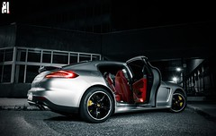 (md_shoots) Tags: silver turbo porsche lodz 2014 pccb gtsilver panamera