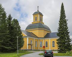 4Y1A1946 (Ninara) Tags: church suomi finland kirkko kes kuhmo easternfinland
