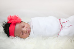 Best Christmas Present (Serena178) Tags: christmas baby cute love wrapped gift newborn present sweetheart odc