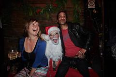 Merry Fucking Christmas!! (Spleen Havoc) Tags: santa christmas analog ball crazy freak bunch santaclaus merry claus fuckin weirdos grabber ballgrabber nutpincher crotchrobber