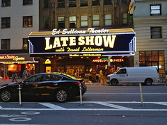 Late Show with David Letterman (Sky_Is_The_Limit1) Tags: nyc newyork davidletterman