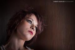 Sadie (Rob Grainger) Tags: red portrait robert pose photography model looking photoshoot sadie rob thinking grainger