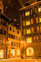 Lucern (Alex Yeng) Tags: xmas winter lights switzerland town luzern lucern