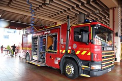 Adelaide 206 (adelaidefire) Tags: fire day open south australian company sem service metropolitan scania 2014 skilled samfs