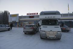 - 25C (DAVIDE CONGIA photography) Tags: winter aurora camper inverno zero viaggio sotto finlandia in lapponia boreale svezia finlandese