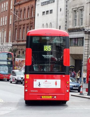 Go-Ahead London Central V6 - BJ14KTL