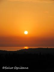 Porto Palo al tramonto (Salvo Ognibene) Tags: sunset tramonto tramonti sicilia bellezza portopalo menfi