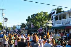 Key West (Florida) Trip, November 2014 2717Ri 4x6 (edgarandron - Busy!) Tags: keys florida parades parade keywest veteran floridakeys veterans veteransday duvalstreet