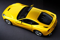 Ferrari F12 Berlinetta (JOJO BEE - DIECASTCARSGROUP) Tags: scale sports car yellow model grand super ferrari replica hotwheels gran hyper turismo coupe mattel touring 118 f12 v12 diecast berlinetta f12berlinetta