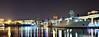Malaga (tsobanski19) Tags: panorama night spain ship nacht frigate corvette malaga schiff spanien warship d800 kriegsschiff fregatte korvette versorger