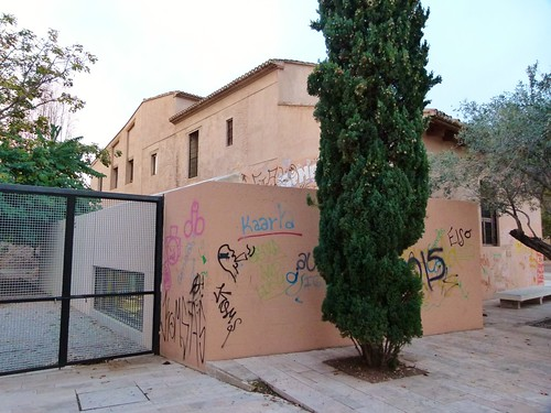 Alquería de Barrinto - Parque de Marchalenes - Valencia