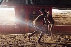 Wrestlers Varanasi India Danny Fernandez Photography (4 of 16) (Danny Fernandez) Tags: varanasi wrestlers travelphotography amhara kushti vsco documentaryphotographyindia x100s documentarytravelphotography dannyfernandezphotography