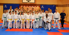 Trening z Albertem Foresythe 28-11-2014