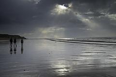 Rays of Hope (jim-green777) Tags: uk november sea england holiday beach walking coast sand nikon britain hiking naturereserve fullframe fx formby 2014 d610 jimgreenphotographer