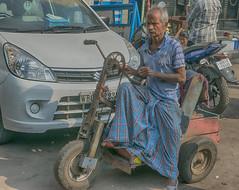 Interesting vehicle - Kolkata (Hannes Rada) Tags: india vehicle kolkata calcutta
