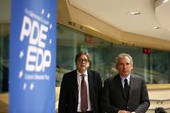 Guy Verhofstadt & Franois Bayrou (PDE-EDP) Tags: guy fb verhofstadt bayrou