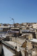 Panorama da Nejjarine (andrea.prave) Tags: roof panorama tetti morocco fez maroc marocco medina fes suk suq   centrocitt almamlaka   sq visitmorocco almaghribiyya tourdelmarocco