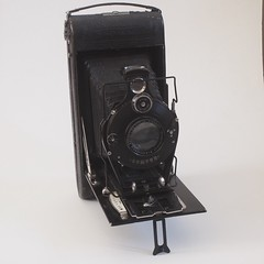 Voigtlander Avus 9x14 with Beaunschweig Heliar 1:4.5 15cm compur (calumwri) Tags: classic film vintage with antique voigtlander retro collection 145 heliar avus compur 15cm 9x14 beaunschweig
